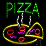 PizzaLEDSkilt